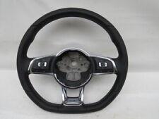VW GT POLO LEATHER MULTIFUNCTION STEERING WHEEL 6C0 419 091