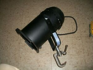 Altman Steel Par 64 Can with clamp, Stage Lighting TV Video Film Equipment