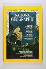 National Geographic Magazine, June 1967: Illinois, Antarctica, Green Turtles