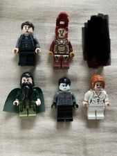 LEGO Super Heroes Marvel 5 Minifigure Lot From Set 76007