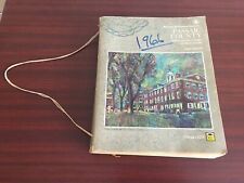 "New Jersey Bell Telephone Book ""Passaic County"" - 1966"