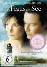 Das Haus am See - Keanu Reeves - Sandra Bullock - DVD - OVP - NEU