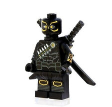 A363 Lego CUSTOM PRINTED INSPIRED TALON MINIFIG - batman court of owls superhero
