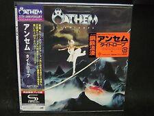 ANTHEM Tightrope JAPAN SHM MINI LP CD Loudness Animetal 5X Dead Claw Solitude
