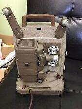 Vintage Model 253 RV Bell & Howell 8mm Film Movie Projector Works but Sluggish