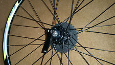 """Rear Cycle Wheel - 27.5"""" Double Wall (650b) - Disc Brake - 9 speed Reduced"""