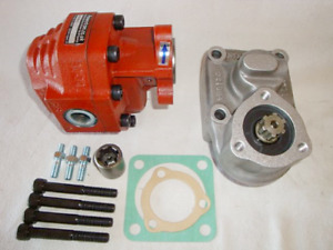 PTO UNIT & PUMP KIT FOR IVECO EUROCARGO - ZF 6S-700TO GEARBOX
