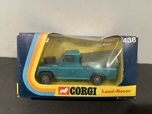 Corgi Land-Rover 438 Vintage Made in 1973