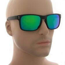 New HD POLARIZED Sunglasses Holbrook Style 100% UV400 Black Wayfarer