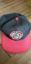1991 SPORTS SPECIALTIES CENTER ICE CHICAGO BLACKHAWKS NHL ALL STAR GAME CAP HAT