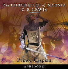 Prince Caspian by C. S. Lewis (CD-Audio, 2003)