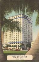 Miami, FLORIDA - Columbus Hotel - ARCHITECTURE - 1946