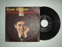 Gianni Morandi – In Ginocchio Da Te-Disco Vinile 45 Giri ITALIA 1964