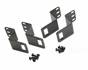 Panduit WMPVCBE NetRunner Vertical Cable Manager Mounting Bracket Kit New