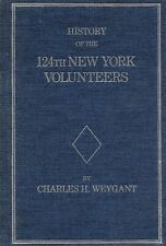 History of the One Hundred Twenty-Fourth N. Y. Volunteers Infantry by Charles...