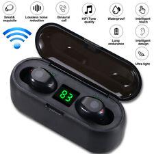 Wireless Earbuds Bluetooth 5.0 Earphones Headphones Fits Samsung S10 S9 Note 8 9
