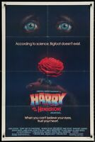 HARRY AND THE HENDERSONS  John Lithgow  1987 ONE  Sheet  MOVIE POSTER 27 x 41