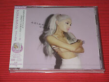 2015 ARIANA GRANDE FOCUS POSTER BOOKLET POCKET CALENDAR   JAPAN CD SINGLE