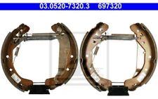 ATE Kit frenos, disco de tambor OPEL VECTRA ZAFIRA VAUXHALL 03.0520-7320.3
