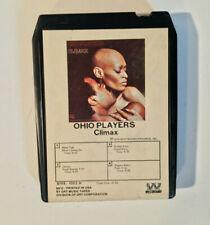 OHIO PLAYERS - Climax - 8-Track Tape - EX  RARE!!