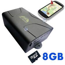 TRACKER GPS ANTIFURTO LOCALIZZATORE SATELLITARE 60GG TK105 PRO 8GB LUNGA DURATA