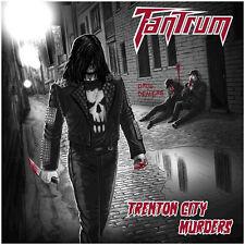 TANTRUM - Trenton City Murders (NEW*US METAL CLASSIC 1986 +  12 BONUS*H. RAGE)