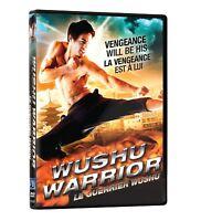 WUSHU WARRIOR  Movie DVD- Brand New &Sealed-Fast Ship! (VG-210342DV/VG-016)