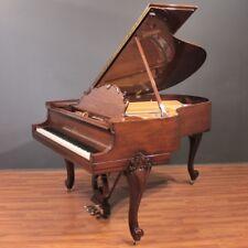 Steinway Model M 5'7'' Player Grand Piano Restored Decorator PianoDisc/QRS