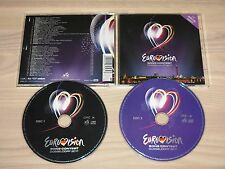 EUROVISION SONG CONTEST 2 CD - 2011 DÜSSELDORF in MINT