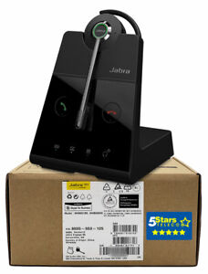 Jabra Engage 65 Convertible Wireless Headset (9555-553-125) Brand New 1 Year War