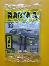 Manta A GT/E  Bauteile  Nr. 93  von  HACHETTE