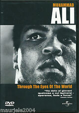 Muhammad Ali. Through The Eyes Of The World (2001) DVD OTTIME CONDIZIONI C. Clay