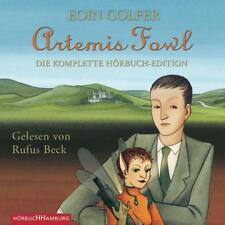 Artemis Fowl - Die komplette Hörbuch-Edition von Eoin Colfer (2015)