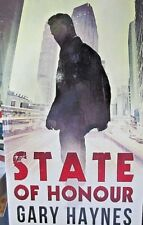 State of Honour by Gary Haynes (2018,Paperback) New Mystery