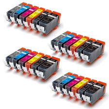24PK Combo Printer Ink plus grey for Canon 225 226 MG6120 MG6220 MG8120 MG8220