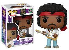 Funko Pop Rocks: Music - Jimi Hendrix Woodstock Toy Figure #54