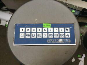 OASYS IPad Bump Bar Kitchen Controller ABR032