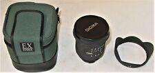 Sigma 17-35mm f/2.8-4 EX DG Aspherical HSM super wide-angle zoom lens