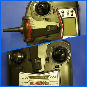 RADIOCOMANDO 2,4GHZ  RICAMBIO PER X-DRONE  cod.29473/
