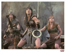 "Xena litho photo Season 2 two Xena Gabrielle Joxer ""Girls Just Wanna Have Fun"""
