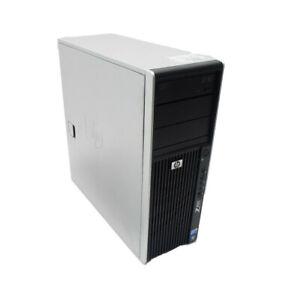 HP Z400 Workstation 6-Core Xeon X5650 2.66GHz 8GB RAM 1TB HDD Quadro 600 NO OS