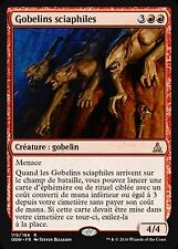 MRM FRENCH FOIL Gobelins sciaphiles - Goblin Dark-Dweller MTG magic Oath