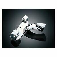 NEW Kuryakyn Passenger Footboard Brackets to fit Harley-Davidson Dyna & Softail