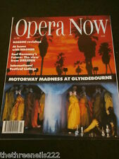 OPERA NOW - ROSSINI - JULY 1990