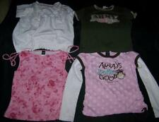 11 pcs Lot Girls Clothes Shirts Size 12  16 Name Brand