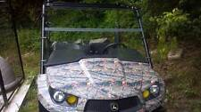 John Deere  XUV 550,550 S4 Tinted Folding Windshield - 1/4 Thick Polycarbonate