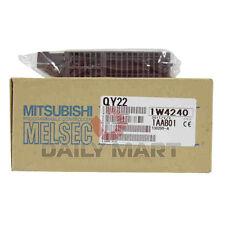 Mitsubishi Digital Output Module Unit Qy22 16 Point Triac 4.8 Acommon New In Box