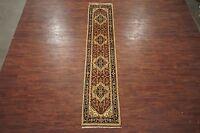 3X12 Serapi Runner Hand-Knotted & Veg Dye Rug Wool Oriental Carpet (2.7 x 11.11)