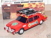REEL ALFA ROMEO ALFETTA Raid ASIAN HIGHWAY MOTOR RALLY 1/13 FRIZIONE FRICTION