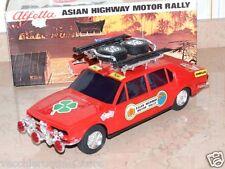 REEL ALFA ROMEO ALFETTA Raid ASIAN HIGHWAY MOTOR RALLY 1/13 BRAKE FRICTION